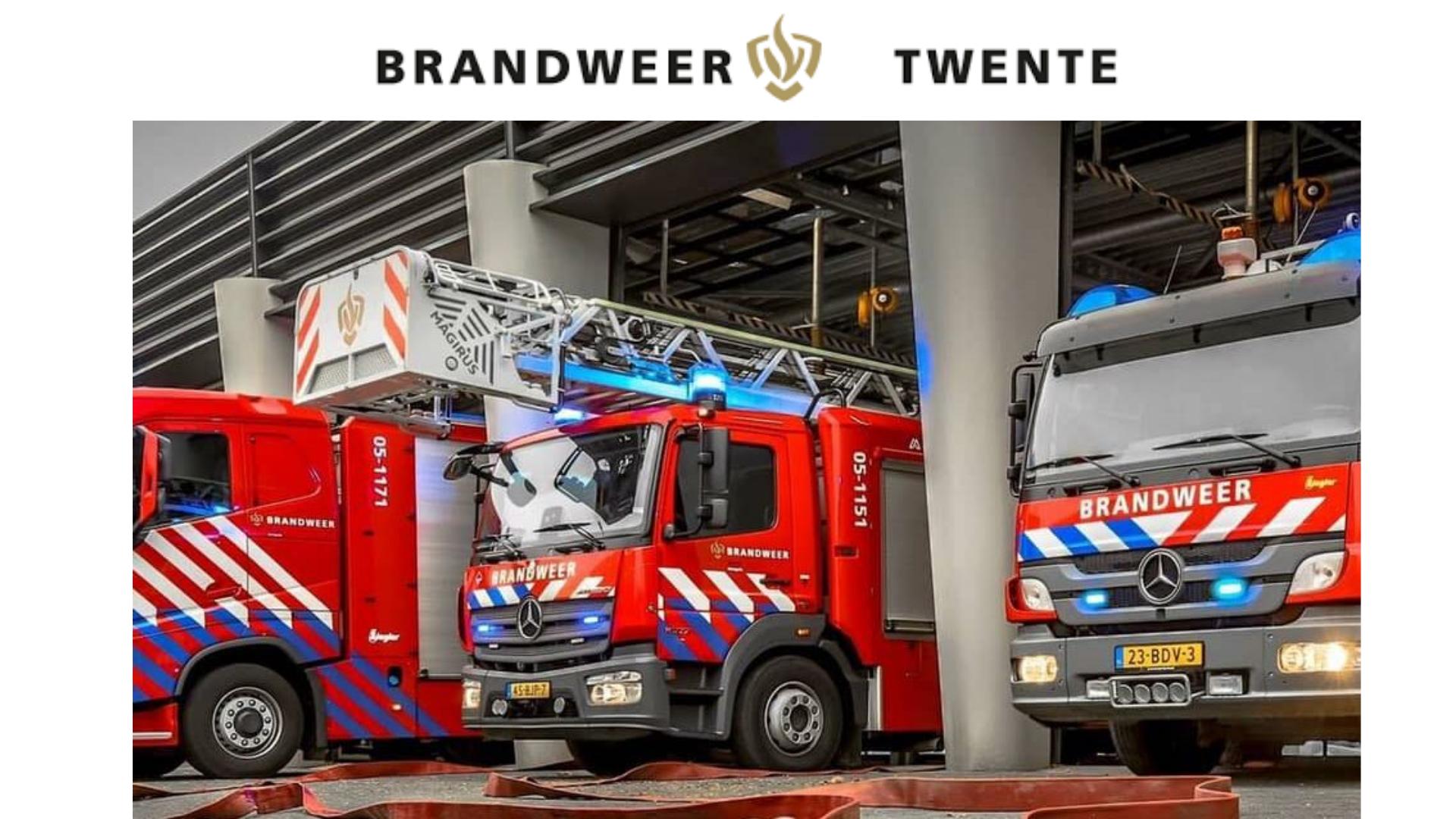 Auto elektronica in brandweer voertuigen